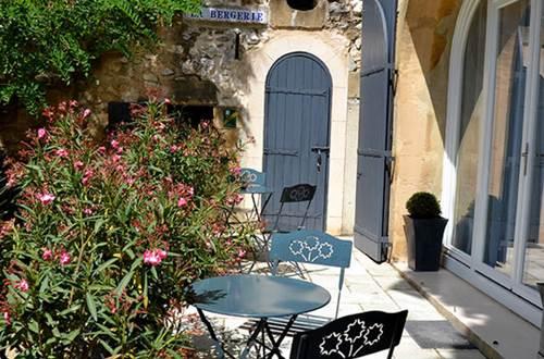 LA BERGERIE DEL ARTE - chambres d'hôtes à Baron © Di Martino