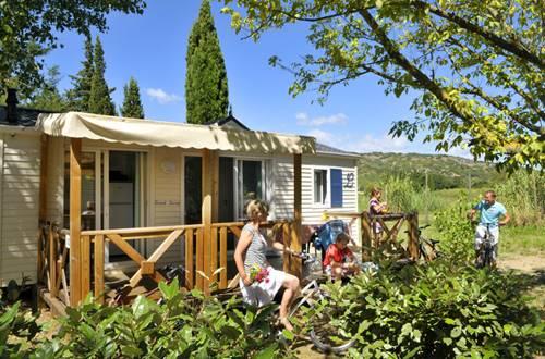 Camping La Soubeyranne ©