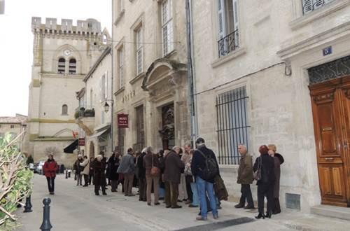 Musée Pierre de Luxembourg ©