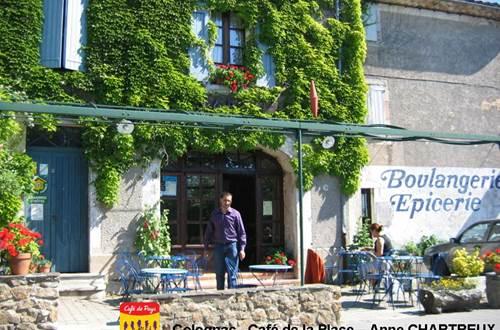 Café de la Place Entrée ©