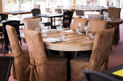 Domaine du Serre d'Avène Restaurant Le Mas ©
