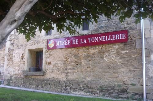 MUSEE DE LA TONNELLERIE-CHATEAU GENERAC ©