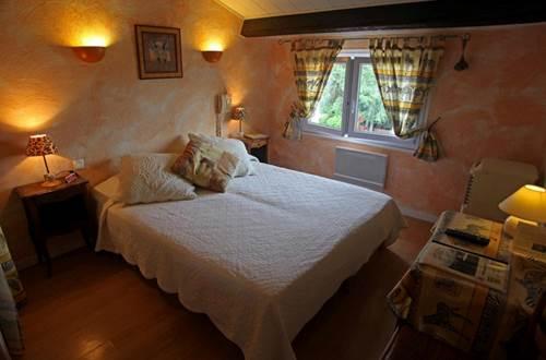 Auberge d'Uzès chambre jaune © L'Auberge d'Uzès