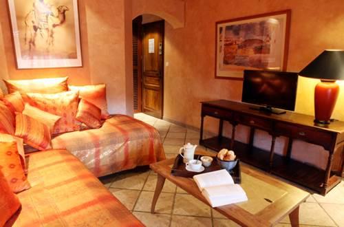 SPINAKER Salon suite Chambre Maroc ©
