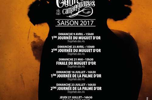 Saison Taurine 2017 BEAUCAIRE ©