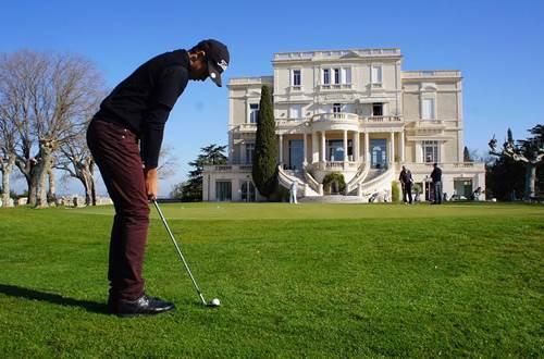 Golf Nîmes Campagne ©