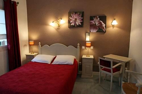2012 La Corniche des Cevennes Chambre ©