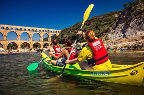 kayak-vert_pont-du-gard_001 ©