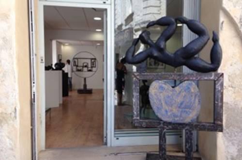 L'Atelier des artistes à Uzès  © L'Atelier des artistes