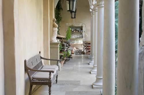 Hôtel Jardins Secrets ©