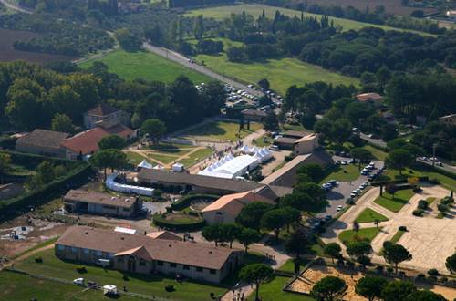 haras national d'Uzès ©
