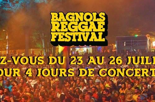 Bagnols Reggae Festival ©