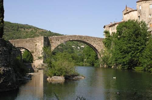 Le Vieux Pont Roman ©
