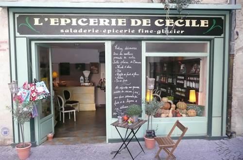 l'Epicerie de Cécile ©