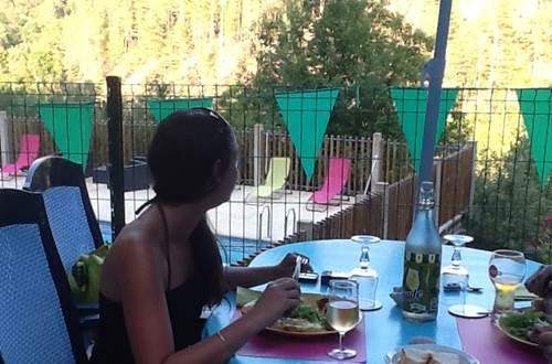 Guinguette Restaurant La Pépine ©