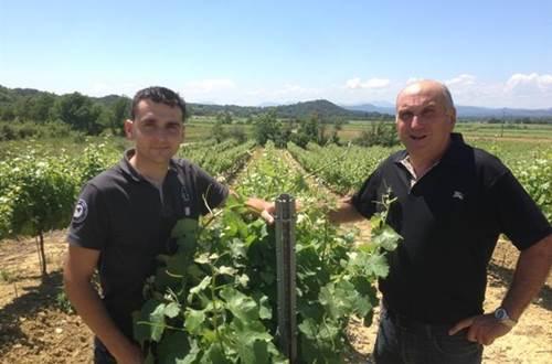 Domaine des Arnasseaux producteurs de vins des Cévennes ©