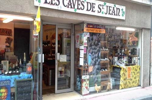 Boutique Cave St Jean ©