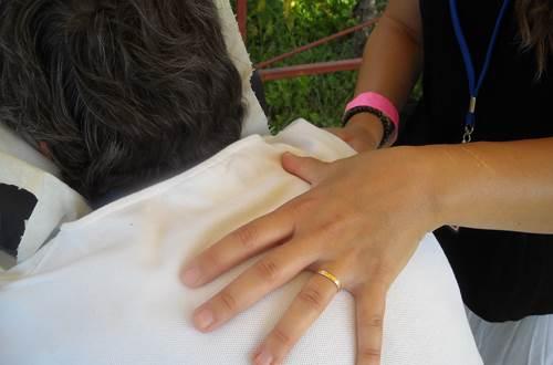 amma pause bien être détail massage ©