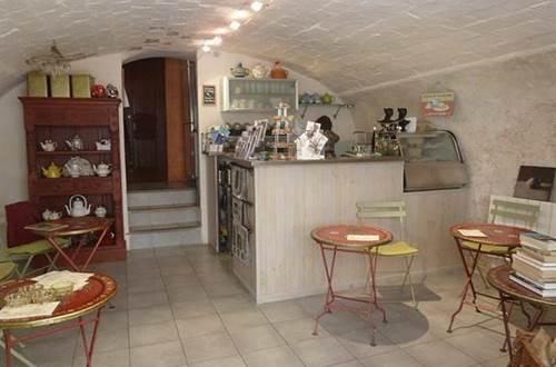 Salon de thé Teapotes Anduze ©