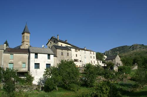 Dourbies, village de l'Aigoual ©