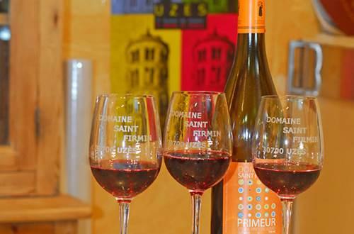 Domaine Saint-Firmin vins AOP Duché d'Uzès ©