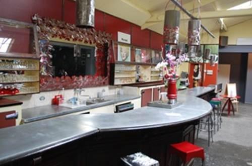 Cinéma Le Capitole Uzès - Bar ©