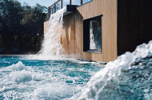 hotel de luxe, balneotherapie, bien-être, séjour de luxe, détente ©