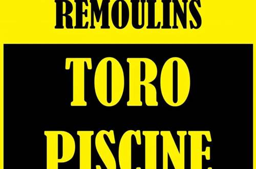 Toro piscine aux arènes de Remoulins ©
