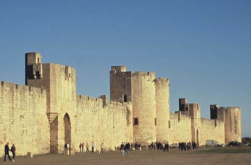 Remparts d'Aigues-Mortes ©