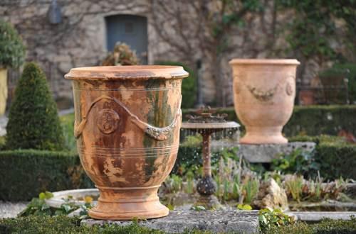 Vase d'Anduze la Madeleine  ©
