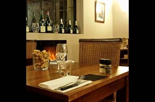 Restaurant un mazet sous les platanes ©