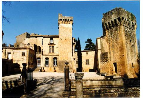chateau de saint privat ©