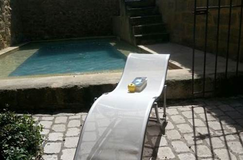 Le richelieu - Uzès piscine © Yannick HERVE