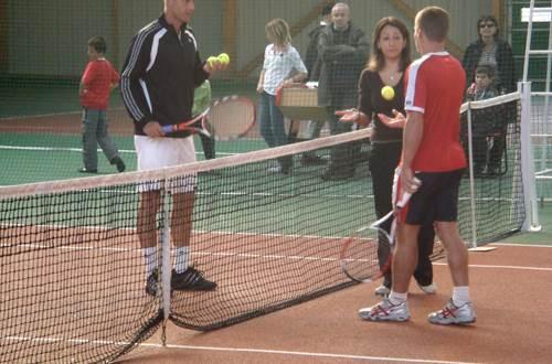 Prospe Tennis St Jean du Pin ©