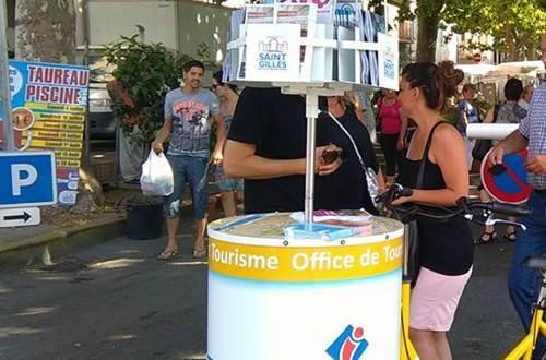 Marché de Saint-Gilles ©