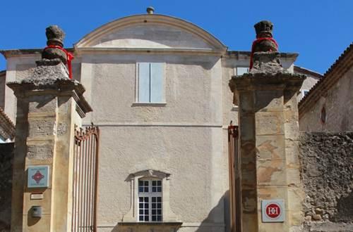 Chateau de Ribaute ©