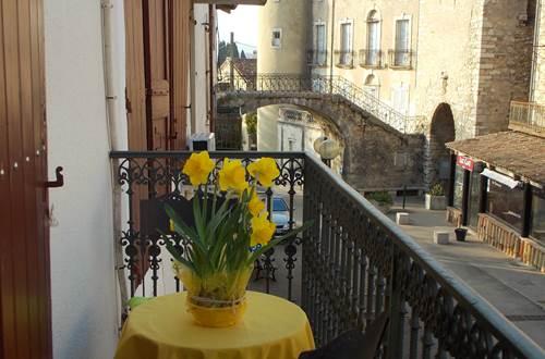 Appartement de tourisme solidaire - LEZAN ©
