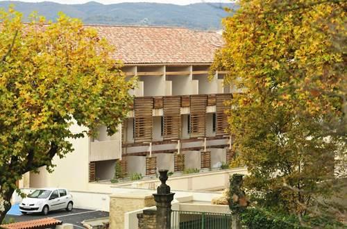 Residence GRAND BLEU LA CLOSERIE Façade ©