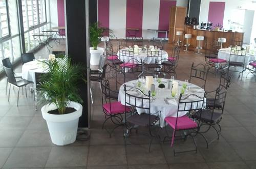 L'ANNEXE Salle de restaurant ©