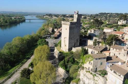 Villeneuve lez Avignon © UMR 3495 MAP