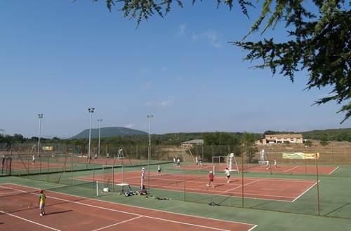Espace Gard découverte tennis ©