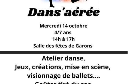 Atelier Danse -ExtravaDanse ©