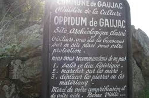 Oppidum de Gaujac ©