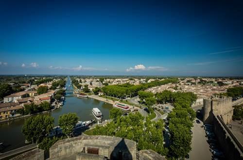 Tour Constance et Port ©