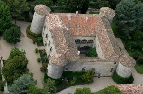 Château de Rousson ©