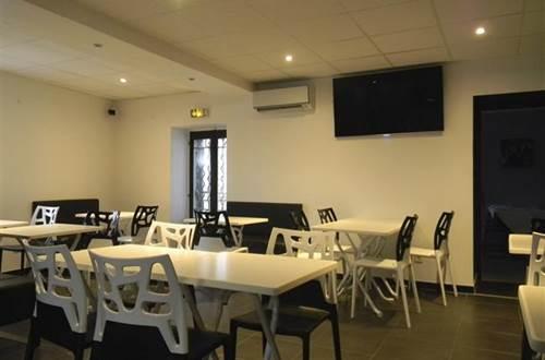 Restaurant Traiteur Le Marypol salle de restaurant ©