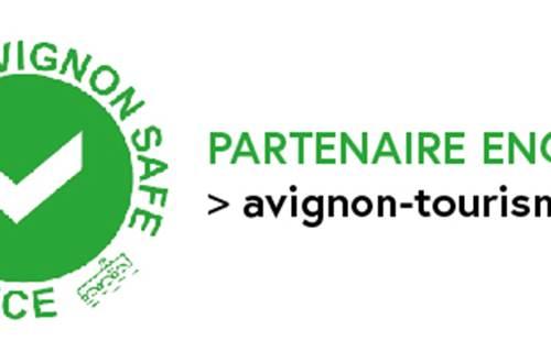Charte partenaire engagé © AVIGNON TOURISME