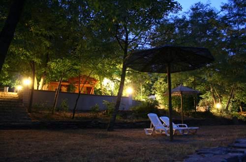 Camping les Drouilhedes ©