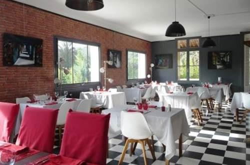 restaurant Logis Pont du Gard ©