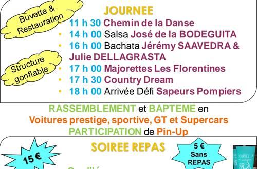 Téléthon 2018 le programme de Roquemaure ©
